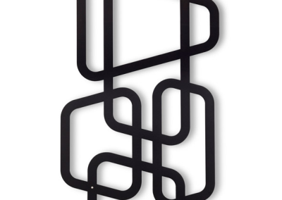 Designer Rankhilfe Paro groß